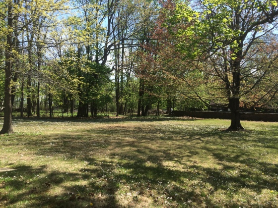 Meetinghouse grounds